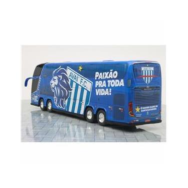 Imagem de Ônibus Miniatura Dd Avaí Futebol Clube Oficial