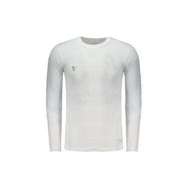 Camisa Térmica Super Bolla Manga Longa Branca