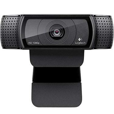 Webcam Logitech C920 Pro Hd 15mp Full Hd 1080p - 960-000764