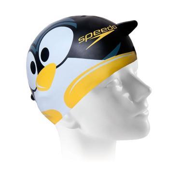 Touca Pinguim Infantil Speedo 528838 - Preto