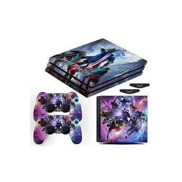 Skin PS4 Pro Devil May Cry 5