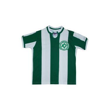 Camisa Liga Retrô Chapecoense 1979 Infantil