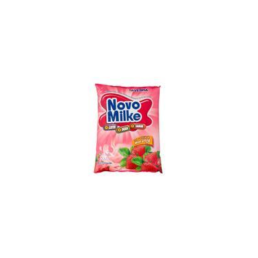 Imagem de Novo Milke 1KG Morango - Olvebra