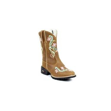 Bota Mr West Boots Kids Turquesa