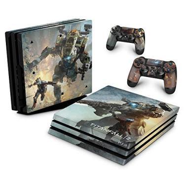 Skin Adesivo para PS4 Pro - Titanfall 2#B