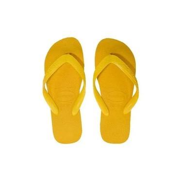 Sand Hav Top Amarelo Ouro 33/34