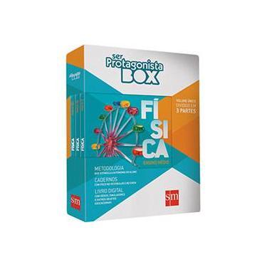Ser Protagonista. Física - Box - Tereza Costa Osorio - 9788541804103