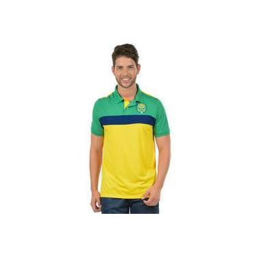 Camisa Polo Destaque Brasil Fenomenal 387e5b2e912