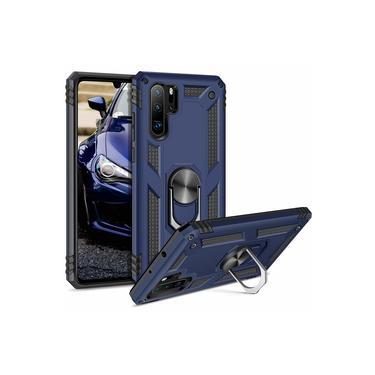 Capa Huawei P30 Pro (tela 6.47) - Skudo Defender 3 Anti Impacto + Anel Segurança Magnético