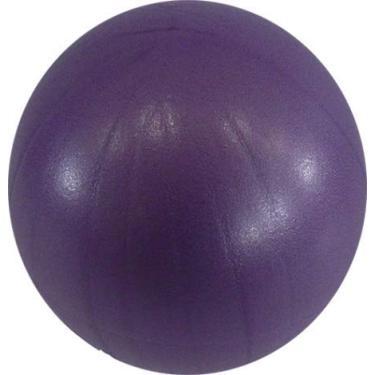 Overball - Soft Ball- 26 cm - Bola para exercícios - Slade Fitness - Lilás