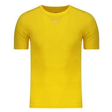 7771d1f8be Camisa Térmica Penalty Limited Amarela