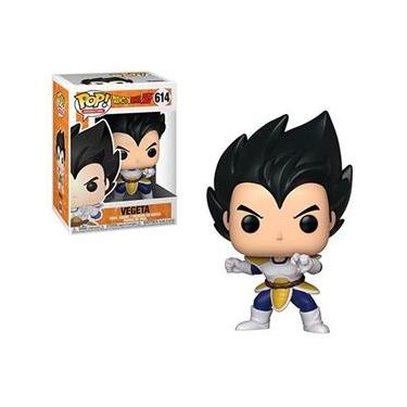 Dragon Ball Z Boneco Pop Funko Vegeta #614