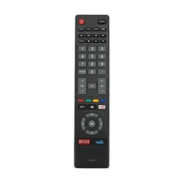 PerFascin NH409UD Controle remoto de substituição para trabalho com Magnavox Smart TV 32MV304X 32MV304XF7 40MV324X 40MV336X 50MV314X 55MV314X 43MV314X 43MV314XF7 55MV314X 55MV314X V314XF7