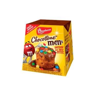 Imagem de Mini Chocotone M&ms Chocottone Bauducco 80g