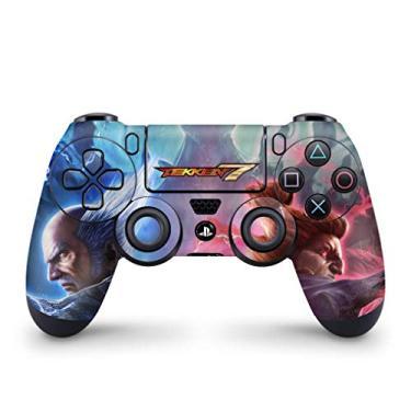 Skin Adesivo para PS4 Controle - Tekken 7