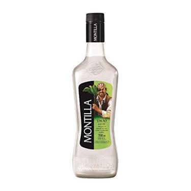 Montilla Limão Rum Nacional - 700ml