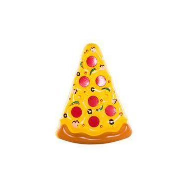 Boia Inflável Gigante Pizza Belfix - 152000