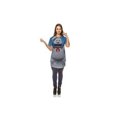 Mini Vest Filme Clássico Ghostbusters Marshmallow Man