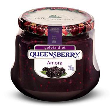 Geleia de Amora Queensberry Diet 280g