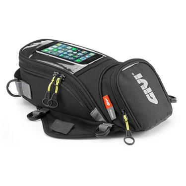Bolsa De Tanque Givi Ea106b 6 Litros - Magnética
