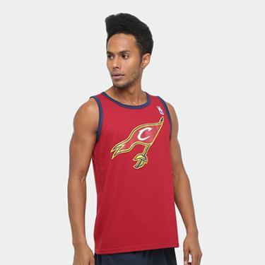 Camiseta Regata NBA Cleveland First 17 Masculina - Masculino b0297cbd7411b