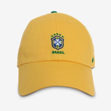Boné Nike Brasil H86 Core 8142bf6806d