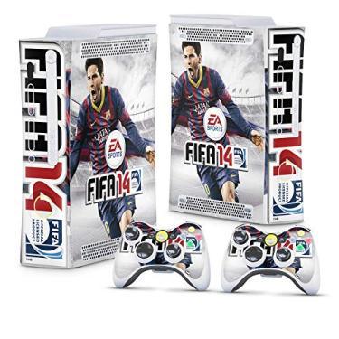 Skin Adesivo para Xbox 360 Fat Arcade - Fifa 14