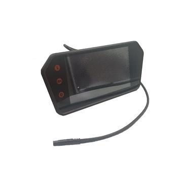 Retrovisor Automotivo Visor Espelho Tela Lcd 7 Veicular