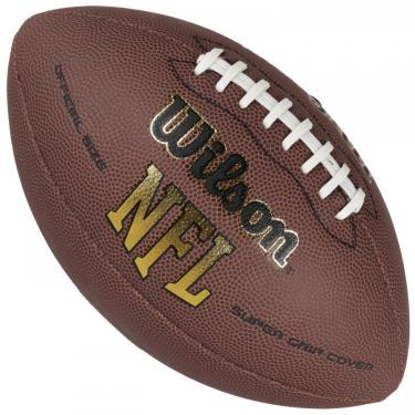 Bola de Futebol Americano Wilson NFL Super Grip Cover Wilson Unissex