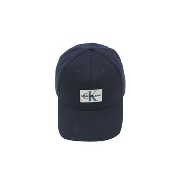 Boné Calvin Klein Jeans CKJ Re Issue Azul Marinho