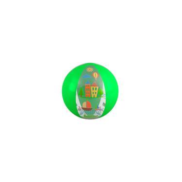 Imagem de Bola Inflável 40cm Verde