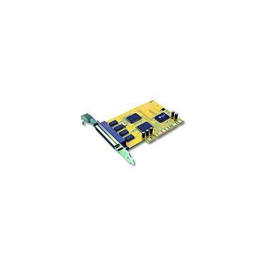 Placa PCI c/ 4 Portas RS232 e Conector DB9 - Sunix Brasil