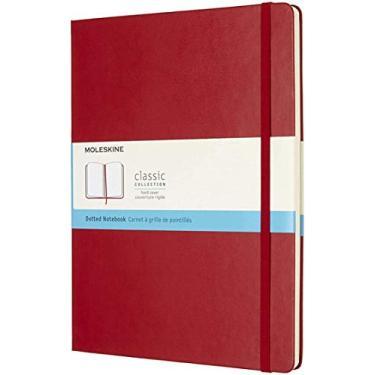 Caderno, Moleskine, 8055002855112, Vermelho, Extra Grande