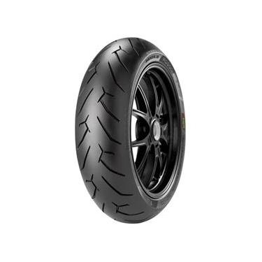 Pneu Pirelli 150/60-17 Diablo Rosso 2 Radial 66H Traseiro