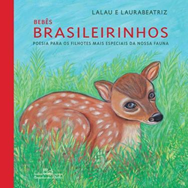 Bebês Brasileirinhos (brochura) - Lalau - 9788574068084