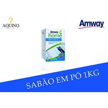 Sabão Em Pó Sa8 Premium Lava Roupa Concentrado 1kg Amway Eua 1Unidade