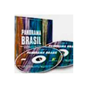Panorama Brasil - 2 Cds - Susanna Florissi - 9788599311103