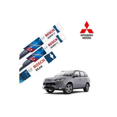 Palheta Mitsubishi Outlander 12-16 Dianteiro Traseiro Bosch