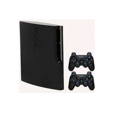 Videogame Playstation 3 Slim 2 controles