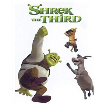 Shrek the Third: Screenplay