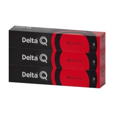 Combo Café Delta Q Qharacter Intensidade 9 - Leve 3 Pague 2