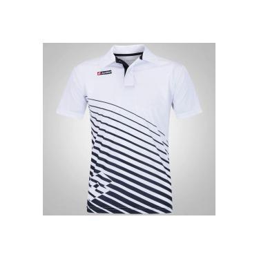 09bcceff5e Camisa Polo Lotto Bastazani - Masculina - BRANCO Lotto