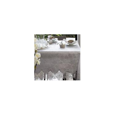 Imagem de Toalha de Mesa Guipure Tours Kacyumara 170x320cm