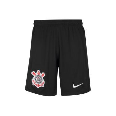 Calção do Corinthians I 2020 Nike - Masculina Nike Masculino