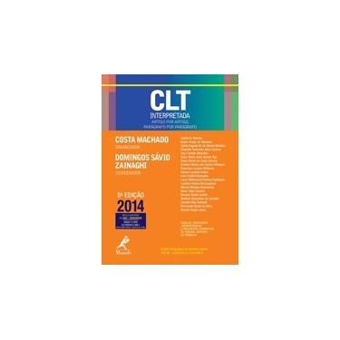 CLT Interpretada: Artigo por Artigo, Parágrafo por Parágrafo - Varios Autores - 9788520438527