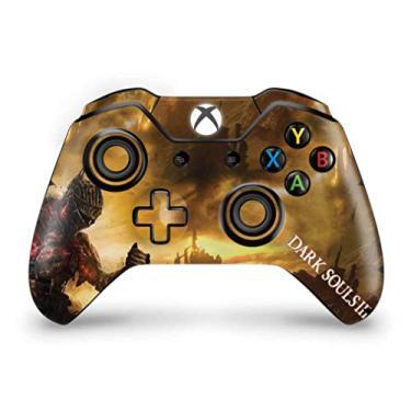 Skin Adesivo para Xbox One Fat Controle - Dark Souls 3