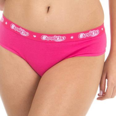 Calcinha Boneca Capricho Feminino, Pink, M