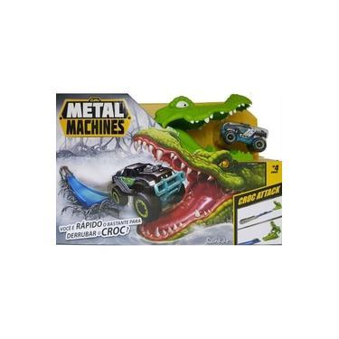 Imagem de Pista Metal Machines Croc Attack 8704-candide