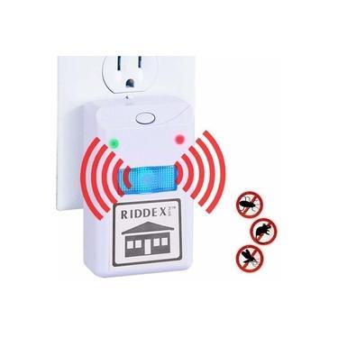 Repelente Eletronico Anti Inseto Dengue Mosquito Barata Rato Eletrico Bivolt (888018/BSL1916)