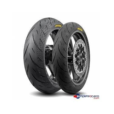 """Pneu Moto MAXXIS Aro 17"""" 180/55 R17 73W SUPERMAXX MA3DS"""